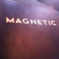 Photo taken at Magnetic by Jorge R. on 9/1/2014
