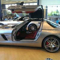 Photo taken at Mercedes-Benz of Easton by Adam K. on 7/25/2013