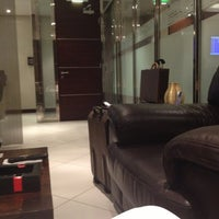 Photo taken at Golden Falcon Lounge by Mohammed A. on 11/21/2012