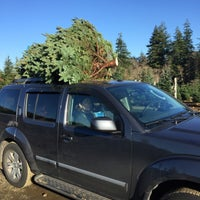 Photo taken at Hockett Christmas Tree Farm by Marc M. on 11/29/2015