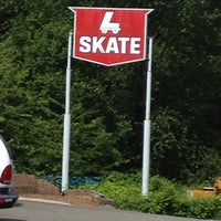 Photo taken at Everett Skate Deck by Marc M. on 6/1/2013