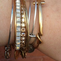 Photo taken at ALEX AND ANI by Colleen on 3/3/2013