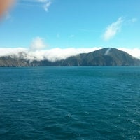 Photo taken at Cook Strait by Dan P. on 2/20/2014