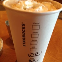 Photo taken at Starbucks by Roy S. on 1/12/2013