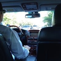 Photo taken at In an Uber by Michael M. on 9/4/2013