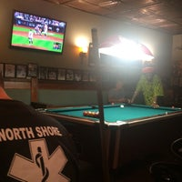 Photo taken at CourtSide Lounge by Journo G. on 10/10/2017