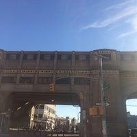 Photo taken at MTA Subway - 33rd St/Rawson St (7) by Journo G. on 10/19/2017