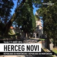 Photo taken at Herceg-Novi by Tto S. on 8/11/2014