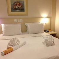 Photo taken at BEST WESTERN Tarobá Hotel e Eventos by Francielle D. on 3/11/2013