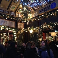 Photo taken at The Temple Bar by Gabriel P. on 12/26/2012
