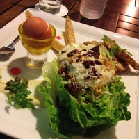 Photo taken at Ferringhi Garden Restaurant by Tasneem A. on 6/13/2013