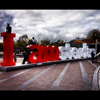 Photo taken at Amsterdam by Wagner S. on 10/25/2012