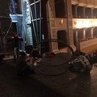 Foto scattata a Teatro Poliziano da Claudia C. il 10/3/2014