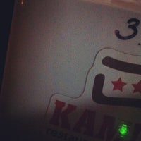 Photo taken at Kamiga Restaurante e Choperia by Ricardo O. on 10/6/2012