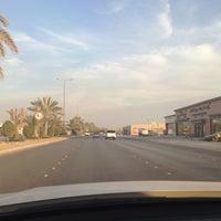Photo taken at طريق الخرج by Abdullah D. on 1/24/2014