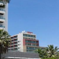 Photo taken at Monte Gordo Hotel Apartamentos & spa by Claudia F. on 6/14/2018