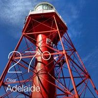 Photo taken at Port Adelaide Lighthouse by Parameshwara P. on 8/31/2013
