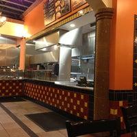 Photo taken at Tacos El Unico by Tori on 4/19/2013