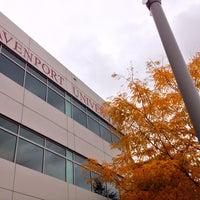 Photo taken at Davenport University Academic Building by Teri D. on 9/30/2014