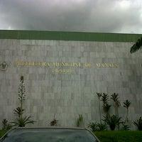 Photo taken at Prefeitura Municipal de Manaus by Tonny C. on 12/3/2012