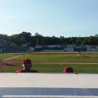 Photo taken at Eastwood Field by JP on 7/17/2014