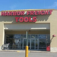 Photo taken at Harbor Freight Tools by JP on 5/2/2013