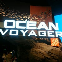 Foto tirada no(a) Ocean Voyager built by The Home Depot por JP em 8/28/2013