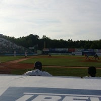 Photo taken at Eastwood Field by JP on 6/19/2014