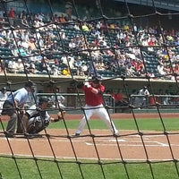 Photo taken at Huntington Park by JP W. on 7/10/2013