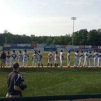 Photo taken at Eastwood Field by JP on 6/17/2014