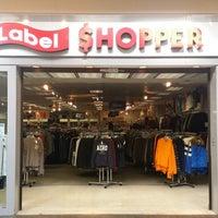 Photo taken at Label Shopper by JP on 2/4/2015
