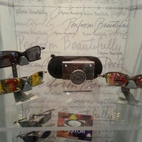 Photo taken at Oakley Vault by JP on 11/4/2012