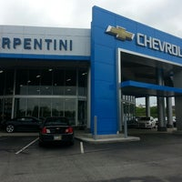 Photo Taken At Serpentini Chevrolet Of Strongsville By JP On 6/30/2013