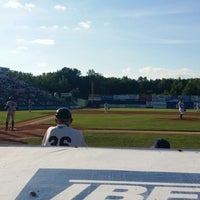 Photo taken at Eastwood Field by JP on 6/26/2014