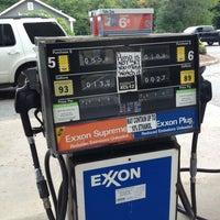Photo taken at Exxon by Ema M. on 9/2/2013
