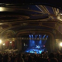 Photo taken at Riviera Theatre by Trevor W. on 3/4/2013