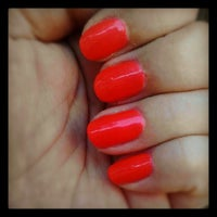 Photo taken at Lauren's Nails by Allyssa E. on 10/13/2012