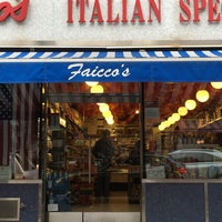 Photo taken at Faicco's Italian Specialties by Peter H. on 11/16/2014