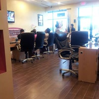 Photo taken at Nails & Beyond by Dana H. on 7/20/2013