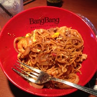 Photo taken at BangBang Mongolian Grill by Dilan S. on 2/15/2013