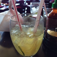 Photo taken at Mi Linh Authentic Vietnamese Cuisine by Ed R. on 4/9/2014