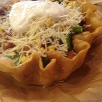 Photo taken at QDOBA Mexican Eats by Carmen S. on 10/8/2012