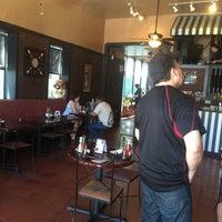 Photo taken at Midtown Crêperie & Café by Gilbert B. on 6/25/2016