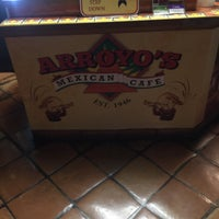 Photo taken at Arroyo's Cafe by Gilbert B. on 11/16/2016