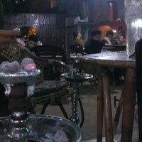 Photo taken at Okasha Cafe by Ahmd R. on 8/8/2013