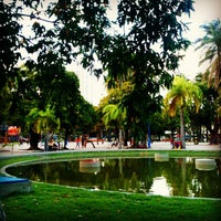Photo taken at Parque 13 de Maio by Swã M. on 4/4/2013