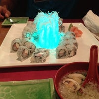 Photo taken at Crazy Sushi by Emily R. on 10/7/2012