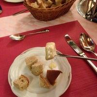 Photo taken at Café de Ville by Clarence kim on 12/28/2012