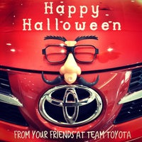 Photo Taken At Team Toyota Of Glen Mills By Team Toyota Of Langhorne On 10/