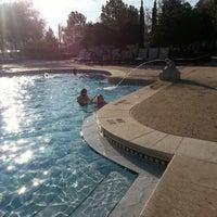 Photo taken at Congress Park Pool by Cheri B. on 11/24/2012